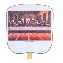The Last Supper Stock Religious & Inspirational Fan