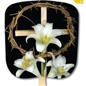 Easter Holiday Stock Religious & Inspirational Fan
